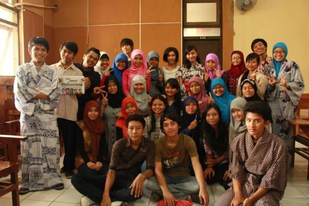 Keluarga Baru Pendidikan Bahasa Jepang 2013