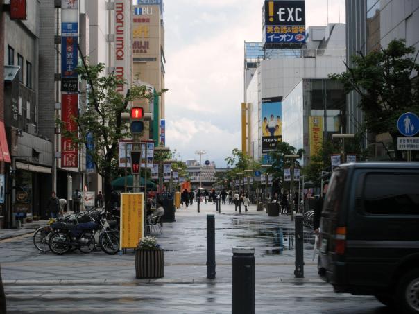 欅 Heiwa doori